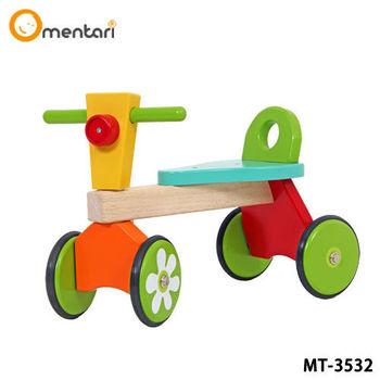 Mentari 幼兒系列 小騎士溜溜四輪車