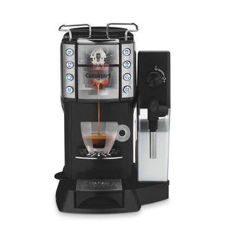 美膳雅 Cuisinart 頂級Espresso膠囊咖啡機 EM-600TWBK