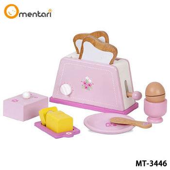 Mentari 安全無毒玩具 家家酒系列 甜蜜營養早餐組