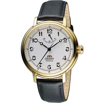東方錶 ORIENT 經典復古手動上鍊機械錶 FDD03001W