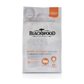 【Blackwood】柏萊富 功能性全齡護膚亮毛配方(羊肉+米)30磅 X 1包