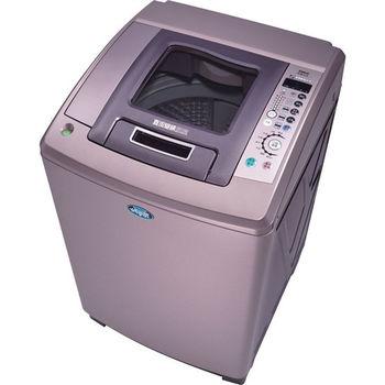 ★結帳再折扣+好禮二選一★【台灣三洋Sanlux】15KG直流變頻超音波洗衣機 SW-15DV8