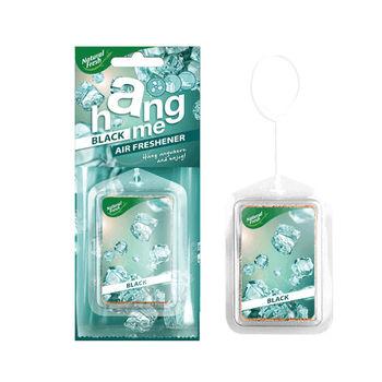綠香氛Natural Fresh歐洲原裝進口~HANG ME系列有機芳香吊飾 車用/室內空間適用-BL順暢