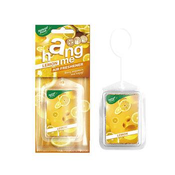 綠香氛Natural Fresh歐洲原裝進口~HANG ME系列有機芳香吊飾 車用/室內空間適用-LE檸檬