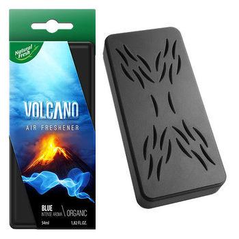 綠香氛Natural Fresh波蘭原裝進口~(火山)有機香氛系列~ VOLCANO ORGANIC車用/居家辦公室內-BU藍色