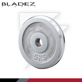 【BLADEZ】電鍍槓片 - 5KG(單片)