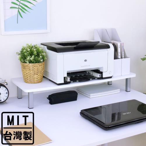 【頂堅】寬80公分-桌上型置物架/螢幕架(二色可選)-1入/組