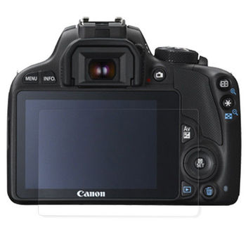 Kamera 高透光保護貼 for Canon EOS 100D