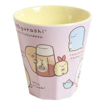 San-X 角落公仔壽司集會系列塑膠水杯 粉