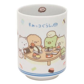 San-X 角落公仔壽司集會系列日式陶瓷茶杯 吃壽司