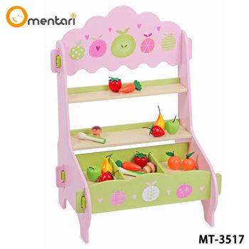 Mentari 安全無毒玩具 家家酒系列 甜蜜市場水果攤