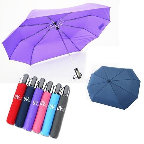 【 Babytiger虎兒寶 】 防撥水 抗 UV 自動收合超完美親子雙人傘 5 色可選