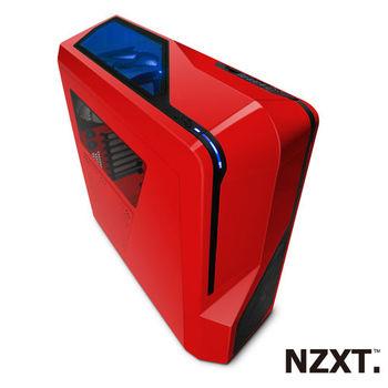 NZXT Phantom 410 小幻影系列 電腦機殼(紅色)
