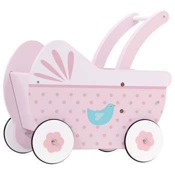 Mentari 安全無毒玩具 女孩系列 小淑女娃娃學步車
