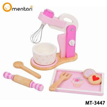 Mentari 安全無毒玩具家家酒系列 甜蜜貝可兒烘焙組