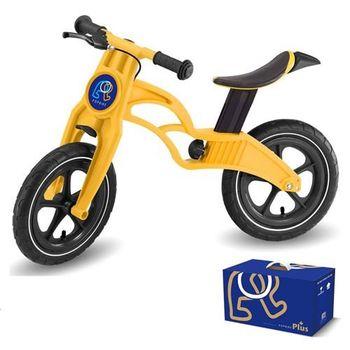 【BabyTiger虎兒寶】POPBIKE 兒童平衡滑步車 - AIR充氣胎 (煞車版) 七色