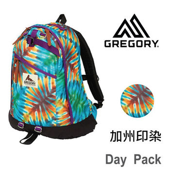 【美國Gregory】Day Pack日系休閒後背包26L-加州印染