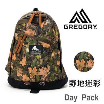 【美國Gregory】Day Pack日系休閒後背包26L-野地迷彩