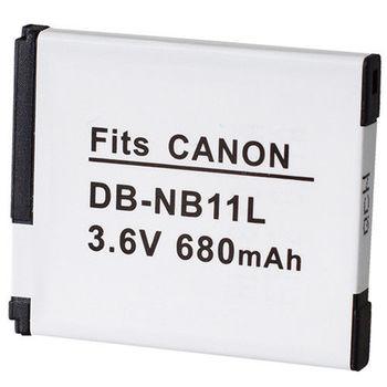 Kamera 鋰電池 for Canon NB-11L(DB-NB11L)