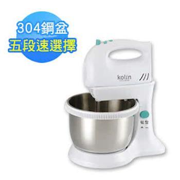 【歌林】手持桌上兩用攪拌機KJE-LN05M
