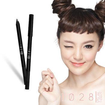 1028 完美色線 防水眼膠筆(三色任選)
