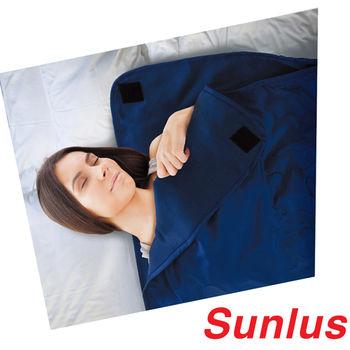 【Sunlus三樂事】睡袋型舒眠電熱毯SP2403BL