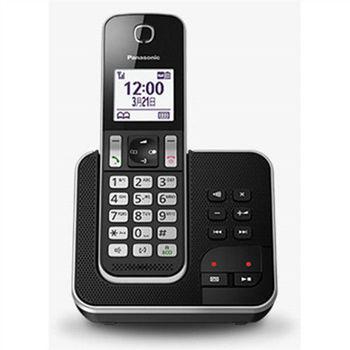 ★贈好禮★『Panasonic』☆國際牌 DECT數位無線答錄線電話 KX-TGD320