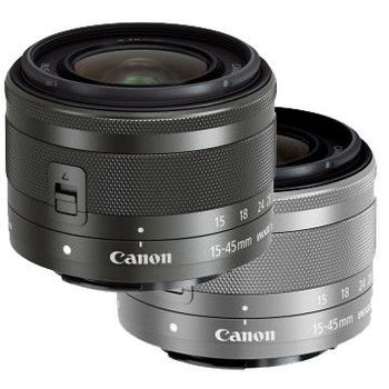 Canon EF-M 15-45mm f/3.5-5.6 IS STM(公司貨)