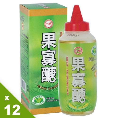 「台糖」果寡醣(400ml/瓶)x12(1箱)