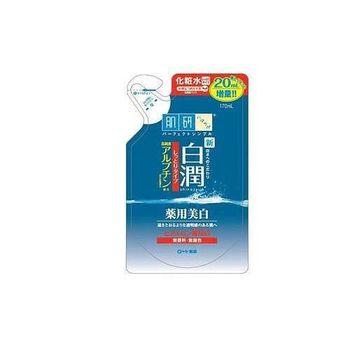 樂敦 肌研 ROHTO 白潤滋潤水 補充包 (170ml)