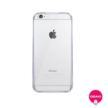 Ozaki O!Coat  Hard Crystal iPhone6/6s 4.7吋透明硬式保護殼