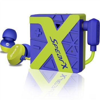 SpearX W1運動防水藍牙耳機-輕盈綠-GN