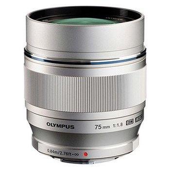 [送Kenko鏡]OLYMPUS M.ZUIKO DIGITAL 75mm F1.8 (公司貨)@