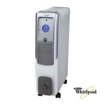 ★福利品★『Whirlpool』☆惠而浦 葉片式電暖器 TET09