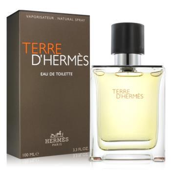 HERMES 愛馬仕 Terre DHermes 大地男性淡香水 (100ml)
