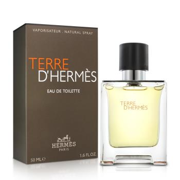 HERMES 愛馬仕 Terre DHermes 大地男性淡香水 (50ml)