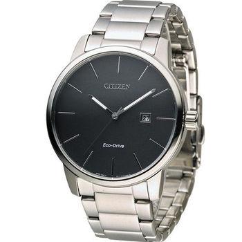星辰 CITIZEN Eco Drive 光動能質感穩重時尚腕錶 BM6960-56E