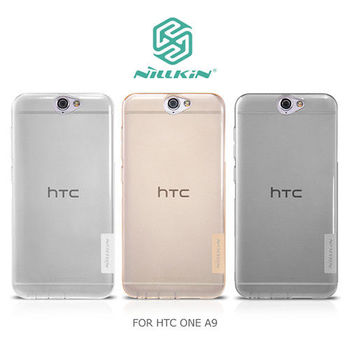 【NILLKIN】HTC ONE A9 本色TPU軟套