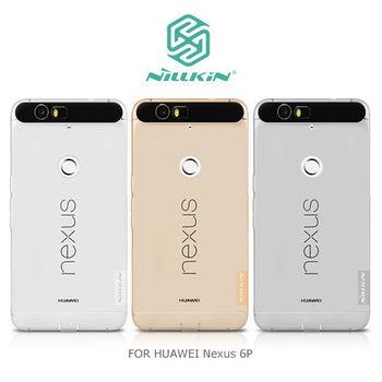 【NILLKIN】HUAWEI Nexus 6P 本色TPU軟套