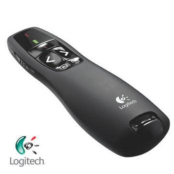 組合品-【Logitech 羅技】R400無線簡報器+MX Master 無線滑鼠