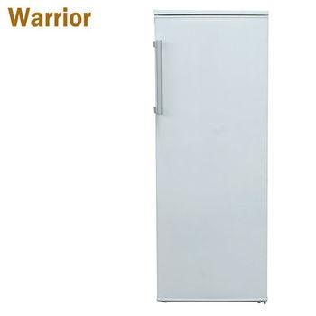 【Warrior樺利】185L直立單門冷凍櫃(TF-24A)