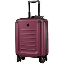 VICTORINOX 瑞士維氏Spectra 2.0 輕量級硬殼20吋登機箱-葡萄紫紅 600822