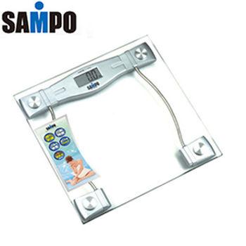 『SAMPO 』☆聲寶  造型電子體重計 BF-L904ML