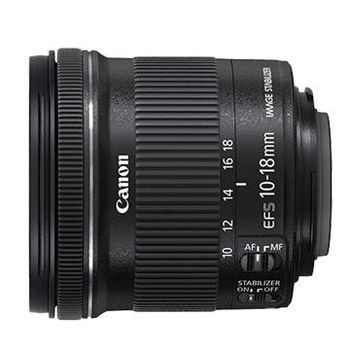 Canon EF-S 10-18mm f/4.5-5.6 IS STM  (公司貨)