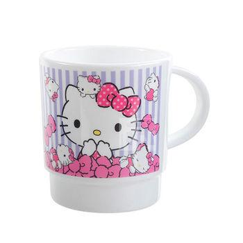 日本Skater耐溫微波水杯 Hello Kitty