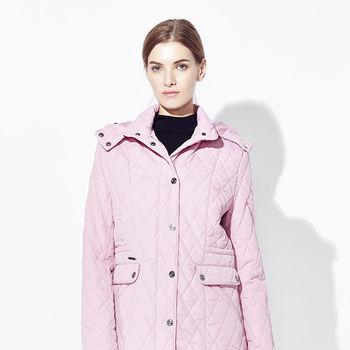 Sympatex零冷感經典羊駝女長大衣