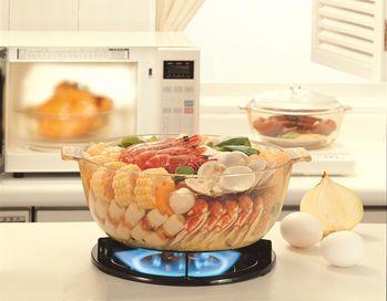 日本透明鍋寶好評熱銷回饋組