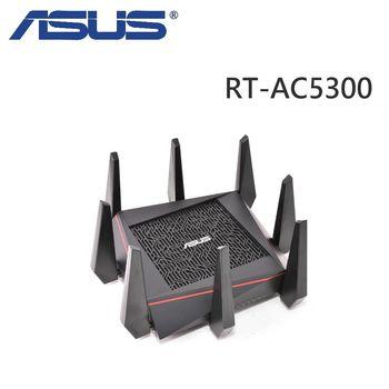 ASUS華碩三頻飆網 RT-AC5300 Gigabit 無線分享器