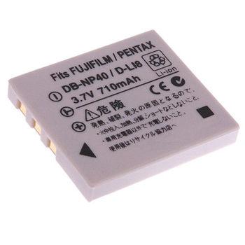 Kamera 鋰電池 for Samsung SLB-0737 (DB-NP40)