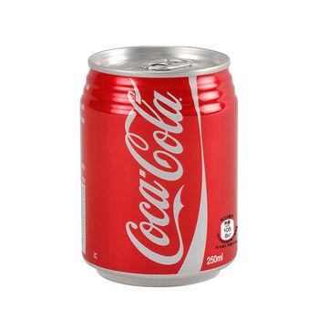 可口可樂 易開罐(250mlX24入)